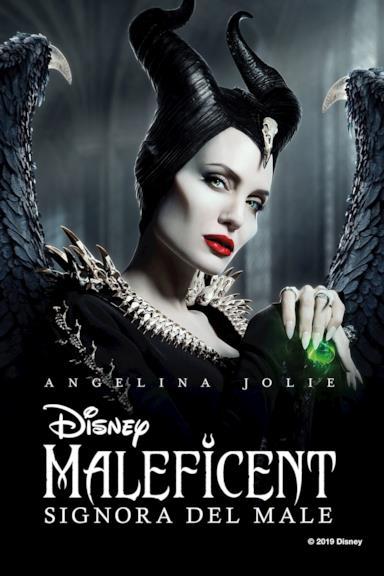 Poster Maleficent - Signora del male