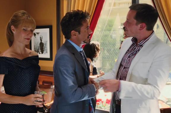 Elon Musk è parte del MCU grazie a un suo cameo nel primo sequel di Iron Man