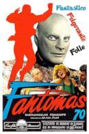 Poster Fantomas 70