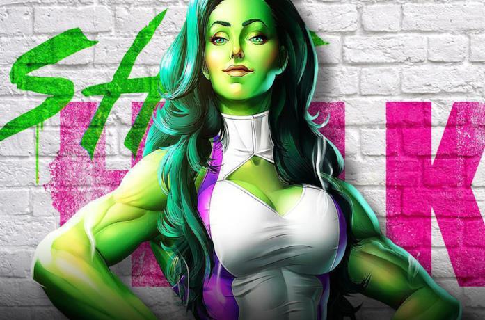 Un'immagine di She-Hulk