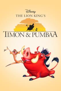 Poster Timon e Pumbaa