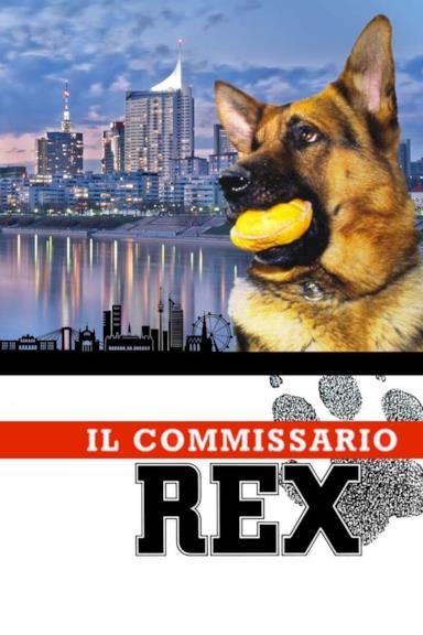 Poster Il commissario Rex