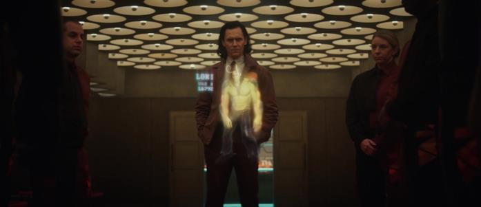 La versione troll di Loki