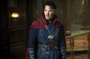 Un'immagine di Doctor Strange
