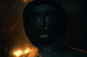 Front Man è l'alter ego di In-ho, responsabile dei giochi mortali