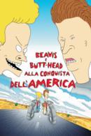 Poster Beavis & Butt-head alla conquista dell'America
