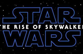 Logo di Star Wars l'Ascesa di Skywalker