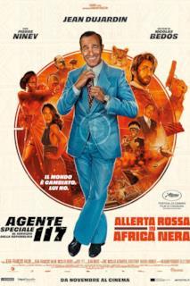 Poster Agente speciale 117 al servizio della Repubblica - Allarme rosso in Africa nera
