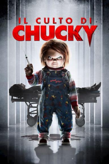 Poster Il culto di Chucky
