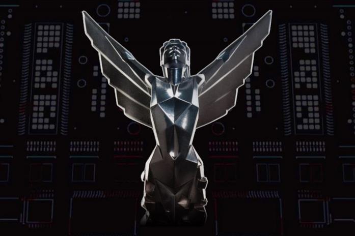 Il celebre logo dei Game Awards 2018