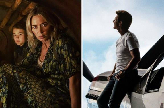 A Quiet Place 2 e Top Gun 2 rinviati al 2021: le nuove date dei film Paramount