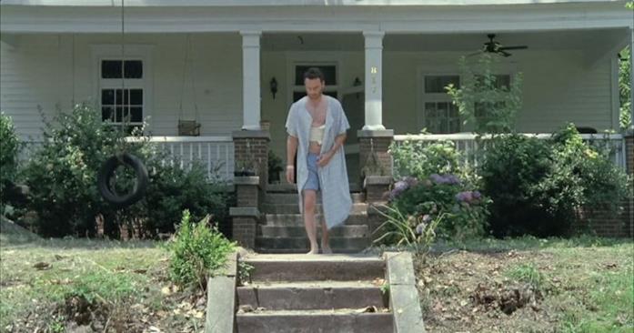 La casa di Rick Grimes