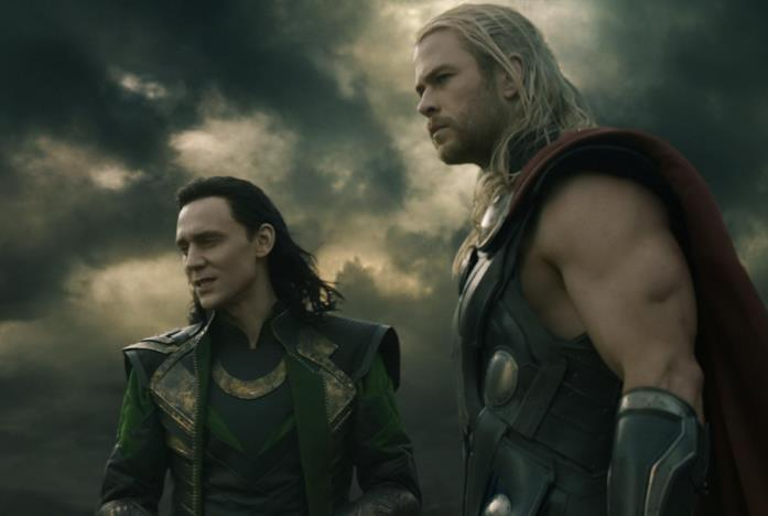 Thor e Loki insieme