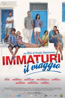 Poster Immaturi - Il viaggio