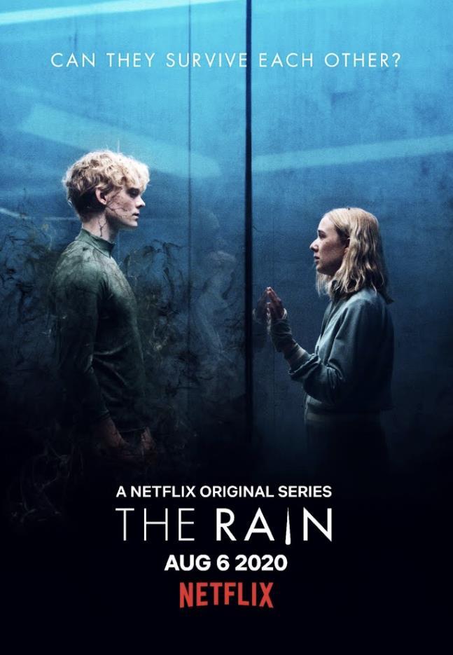 Il poster di The Rain