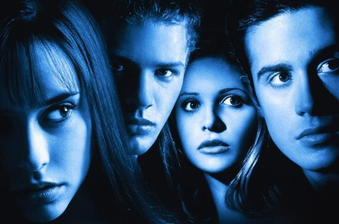 I protagonisti del film horror I Know What You Did Last Summer