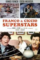 Poster Franco e Ciccio superstars