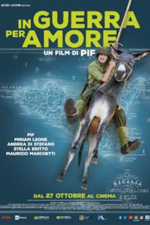 Poster In guerra per amore
