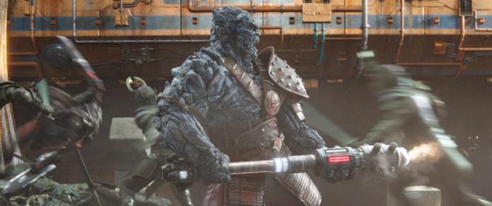Korg in Thor Ragnarok