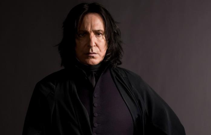 Alan Rickman è Severus Piton
