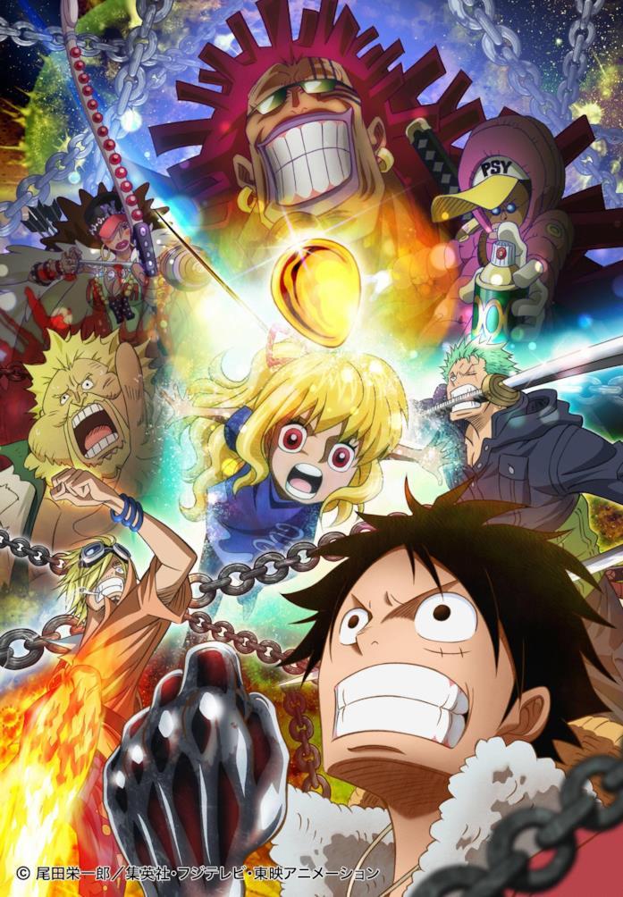 One Piece Special Televisivi