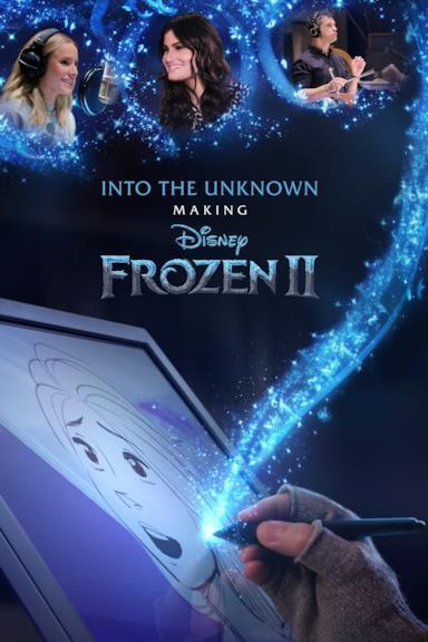 Poster Frozen 2: Dietro le Quinte