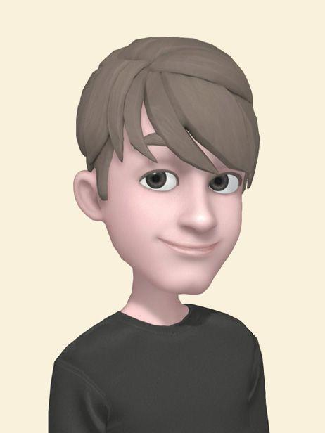 Esempio di Emoji AR realizzata con il Galaxy S10