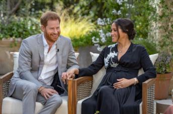 Meghan Markle intervistata da Oprah Winfrey