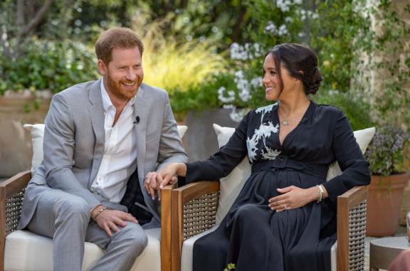 Ecco la programmazione italiana dell'intervista di Oprah Winfrey a Meghan e Harry