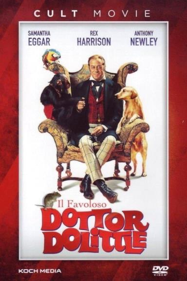 Poster Il favoloso dottor Dolittle