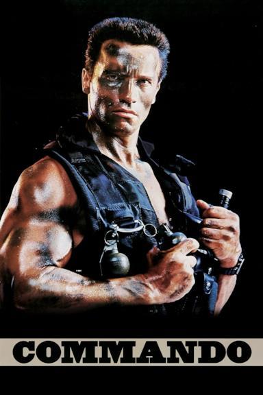 Poster Commando