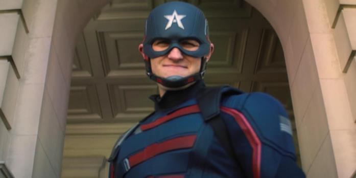 Wyatt Russell è Captain America nella scena finale del primo episodio di The Falcon and the Winter Soldier