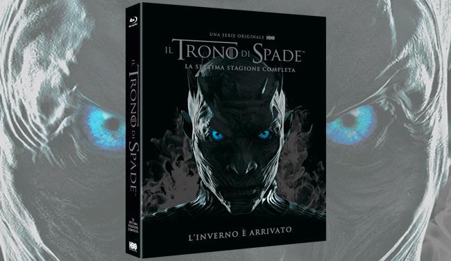 La Stagione 7 di Game of Thrones disponibile in un cofanetto