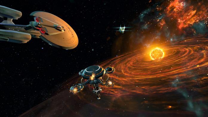 Star Trek: Bridge Crew su PSVR