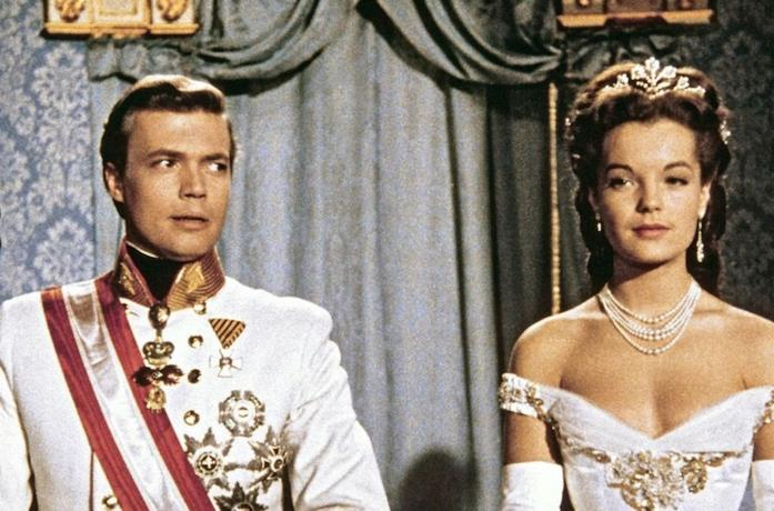Sissi e Francesco Giuseppe I d'Austria