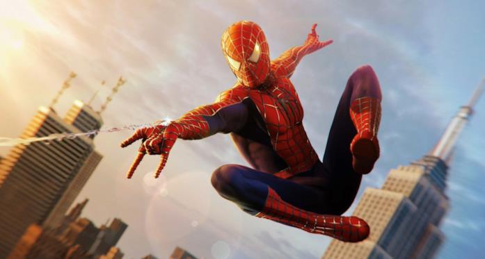 Immagine promozionale per il nuovo costume di Marvel's Spider-Man