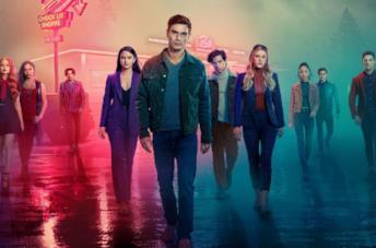 Il cast della quinta stagione di Riverdale