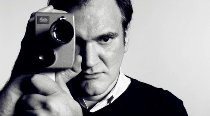 Quentin Tarantino e la sua arma: la macchina da presa