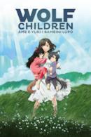 Poster Wolf Children - Ame e Yuki i bambini lupo