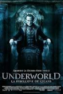 Poster Underworld: La ribellione dei Lycans