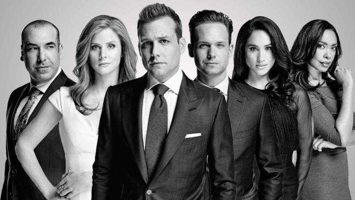 Cast della serie TV Suits