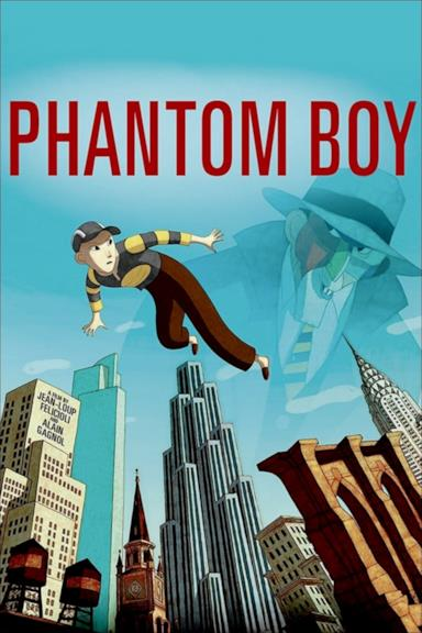 Poster Phantom Boy