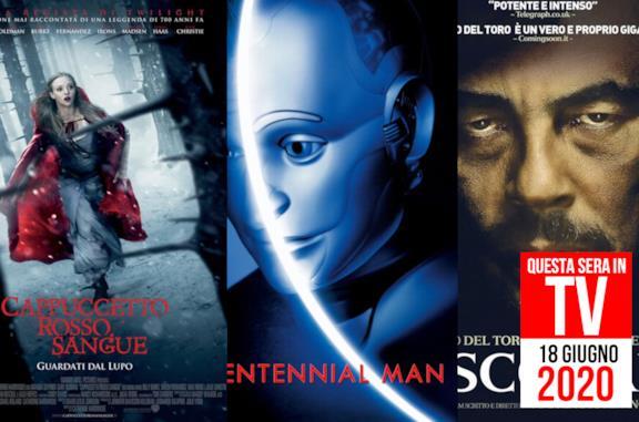 19 giugno 2020, ecco i film consigliati da vedere oggi