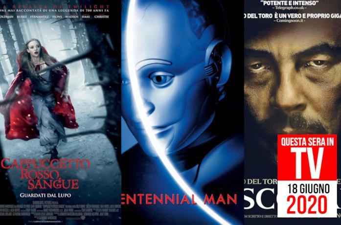 Film consigliati da vedere oggi: 19 giugno 2020