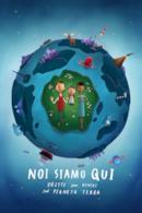 Poster Noi siamo qui: dritte per vivere sul pianeta terra