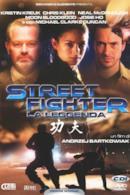 Poster Street Fighter - La leggenda