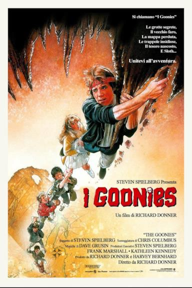 Poster I Goonies