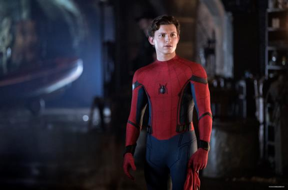 Tom Holland è Spider-Man nel MCU