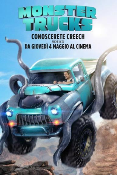 Poster Monster Trucks