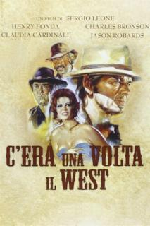 Poster C'era una volta il West